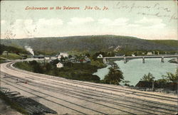 Lackawaxen on the Delaware