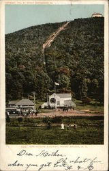 The Incline Railway, Mount Beacon