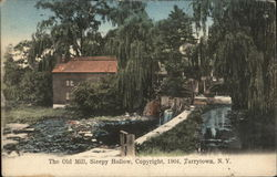 The Old Mill, Sleepy Hollow