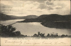 Hudson River, the Highlands and Peekskill State Camp