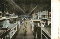 Pittsburgh Exposition - Interior
