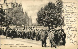 Commencement Procession, University of Pennsylvania