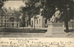 Woolsey Monument, Yale University