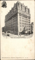The Iroquois Hotel