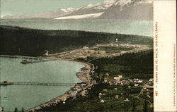 Haines and Ft. Wm. H. Seward Postcard