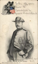 Theodore Roosevelt, Colonel of the Rough Riders