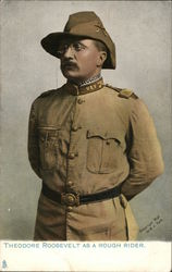 Theodore Roosevelt as a Rough Rider