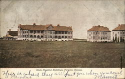 State Hospital Buildings