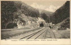 Hoosac Tunnel, Eastern Portal