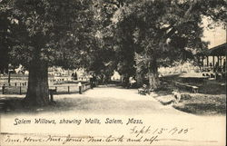 Salem Willows showing Walls