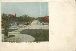 Summit Avenue and Park