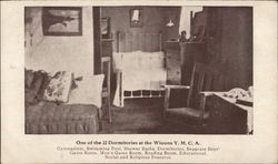 One of the Dormitories at the Winona YMCA