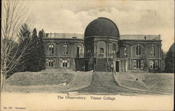 The Observatory, Vassar College
