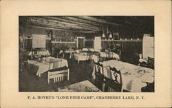 "F. A. Hovey's ""Lone Pine Camp"""