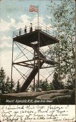 New Iron Tower, Mount Agassiz