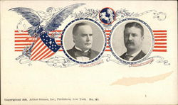 William McKinley & Theodore Roosevelt