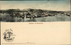 Harbor of Honolulul