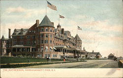 The Mathewson Hotel