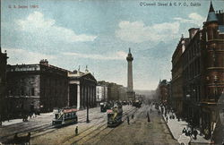 O'Connell St. and G. P. O.