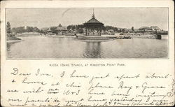 Bandstand (Kiosk), Kingston Point Park