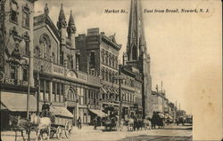 Market Street, East From Broad
