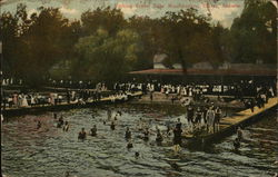 Bathing Scene, Lake Maxinkuckee