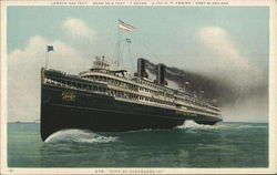 "Steamer ""City of Cleveland III"""