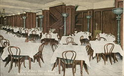 Part of Main Dining Room, Kolb's Tavern