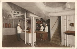 The Galley, Steamer of Cleveland