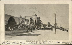 Boulevard, Revere Beach
