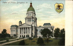 Capitol of Illinois