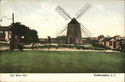 Old Wind Mill, Easthampton