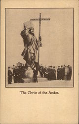 The Christ of the Andes Statue