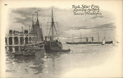 Red Star Line Steamship