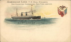 SS St. Louis, American Line