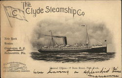 The Clyde Steamship Company