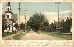 Woodlawn Boulevard
