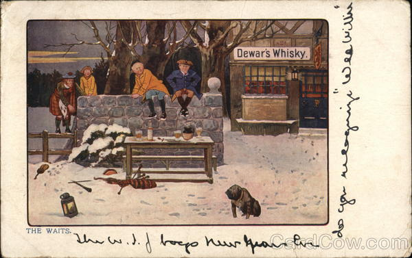 The Waits - Dewar's Whisky Advertising