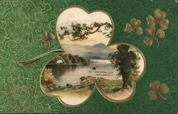 View of Innisfallen Postcard