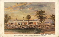 State's Exhibit Palace, Jamestown Exposition 1907
