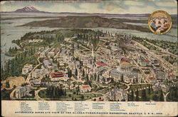 Bird's Eye View of Exposition