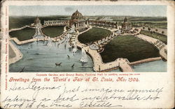Greetings from the World's Fair at St. Louis, Mo 1904