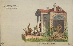 Float - Colonial Home