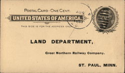 Great Northern Railway Company Land Department