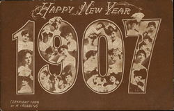Happy New Year 1907