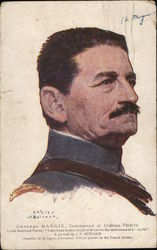 General Mangin - French