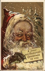 A Jolly Old Fashioned Christmas to You