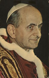 His Holiness, Pope Paul VI