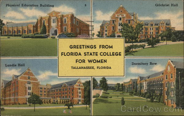 Florida State College for Women Tallahassee