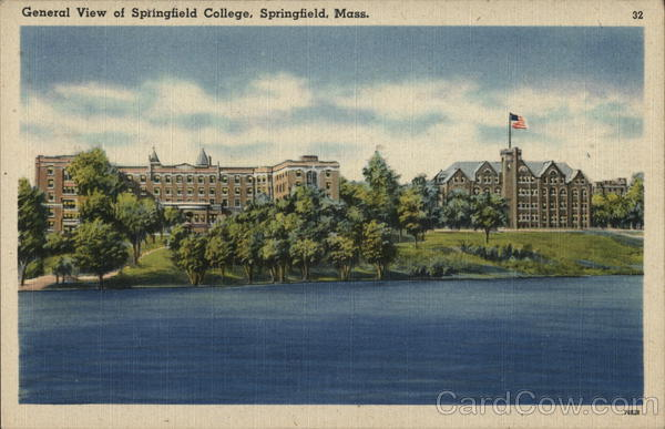 Springfield College Massachusetts